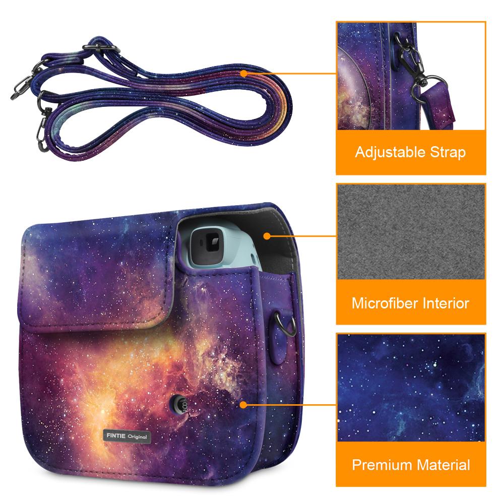 Fujifilm Instax Mini 8 8 9 Instant Camera Case Pu