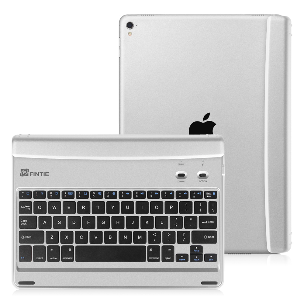 bluetooth keyboard for apple tablet with auto wake sleep cover. Black Bedroom Furniture Sets. Home Design Ideas