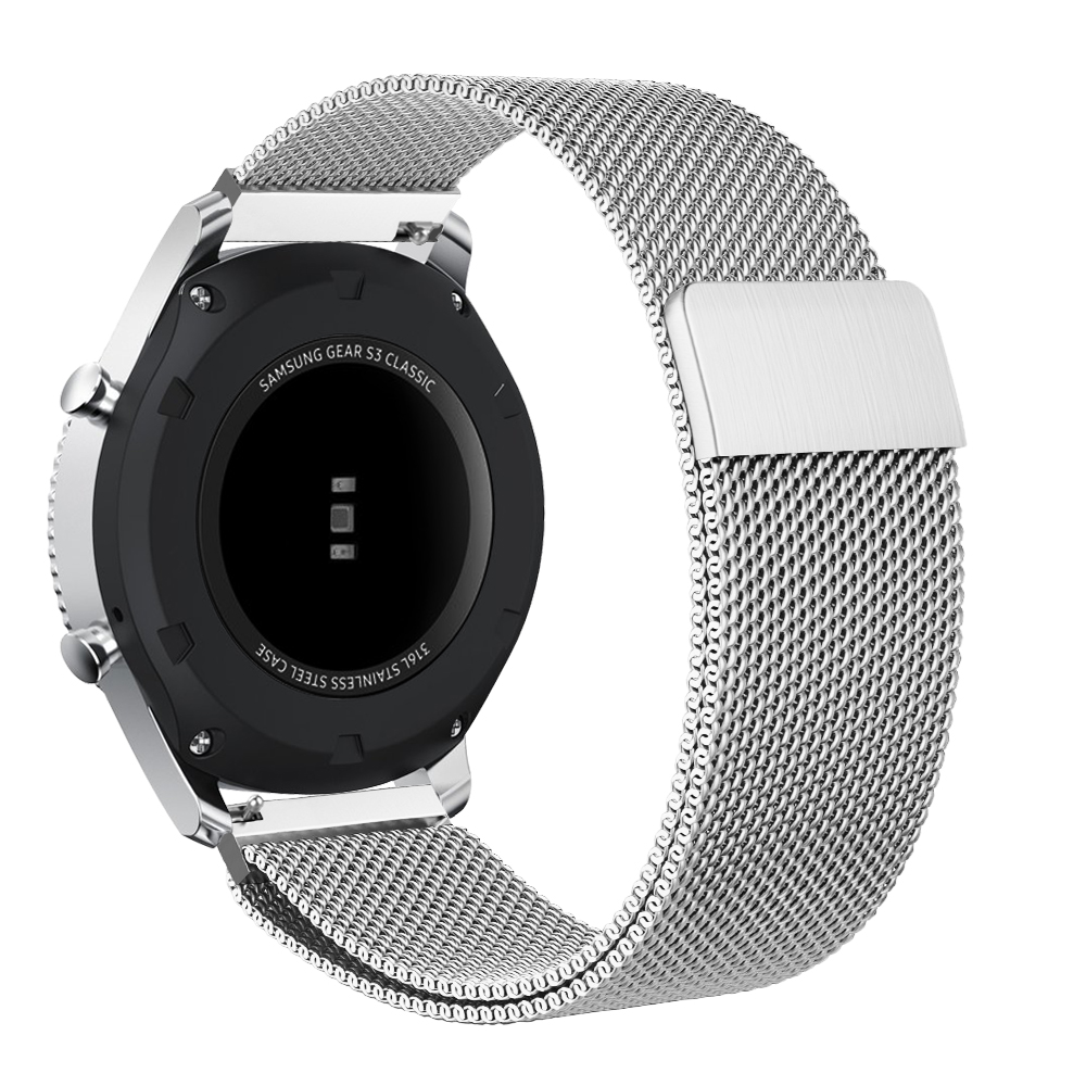 Samsung Gear S3 Classic / S3 Frontier Stainless Steel ...