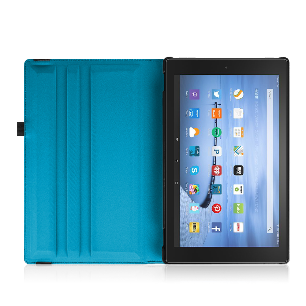 Rotating swivel case for amazon fire hd 10 5th generation for Amazon casa