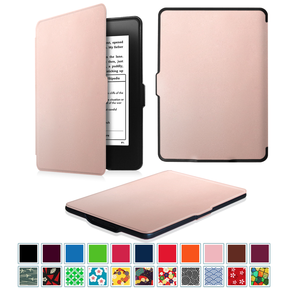 for amazon kindle paperwhite all generation smarshell case