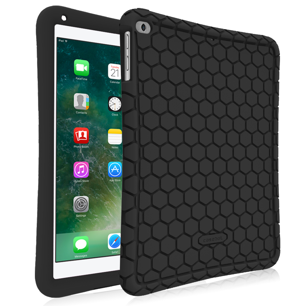 for ipad 6th gen 2018 9 7 inch ipad air 2 1st case shock. Black Bedroom Furniture Sets. Home Design Ideas