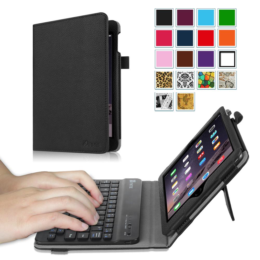 Apple iPad mini 3/2/1 PU Leather Folio Stand Case Cover w ...  Apple iPad mini...