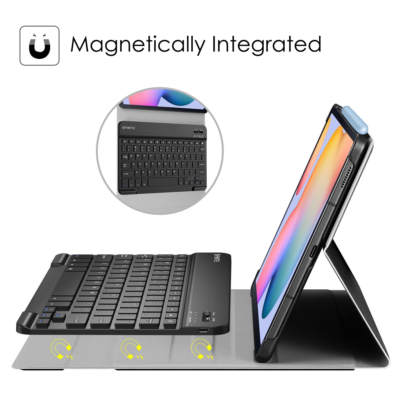 LTE Fintie Keyboard Case for Samsung Galaxy Tab S6 Lite 10.4 2020 ...